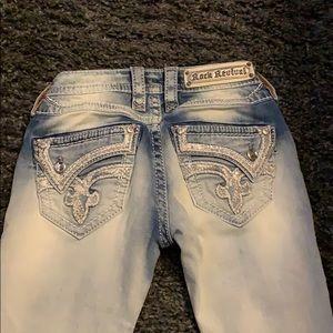 Rock a Revival jeans 26x26